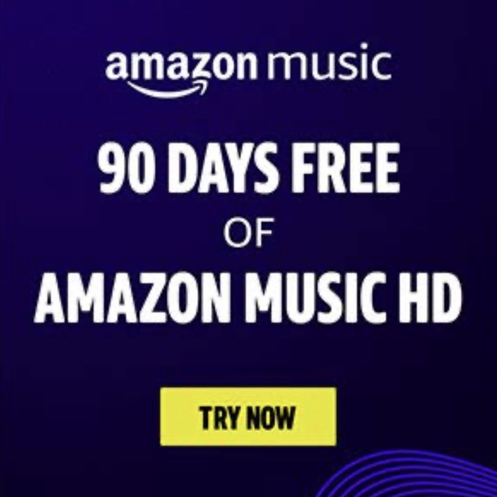 Amazon Music 90 days free