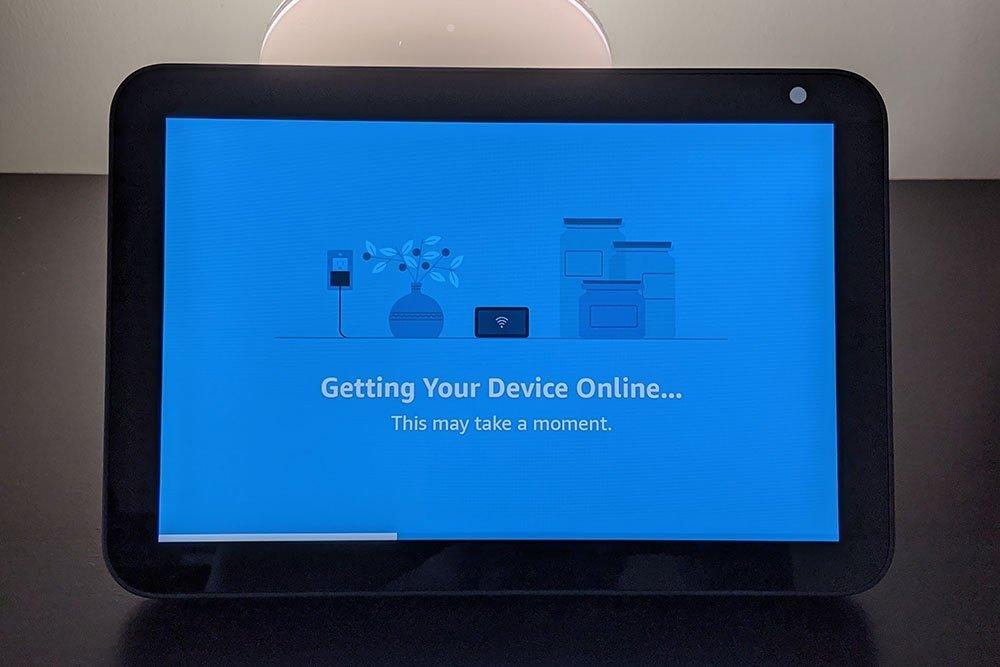 Amazon Echo Show 8 Frustration Free Setup
