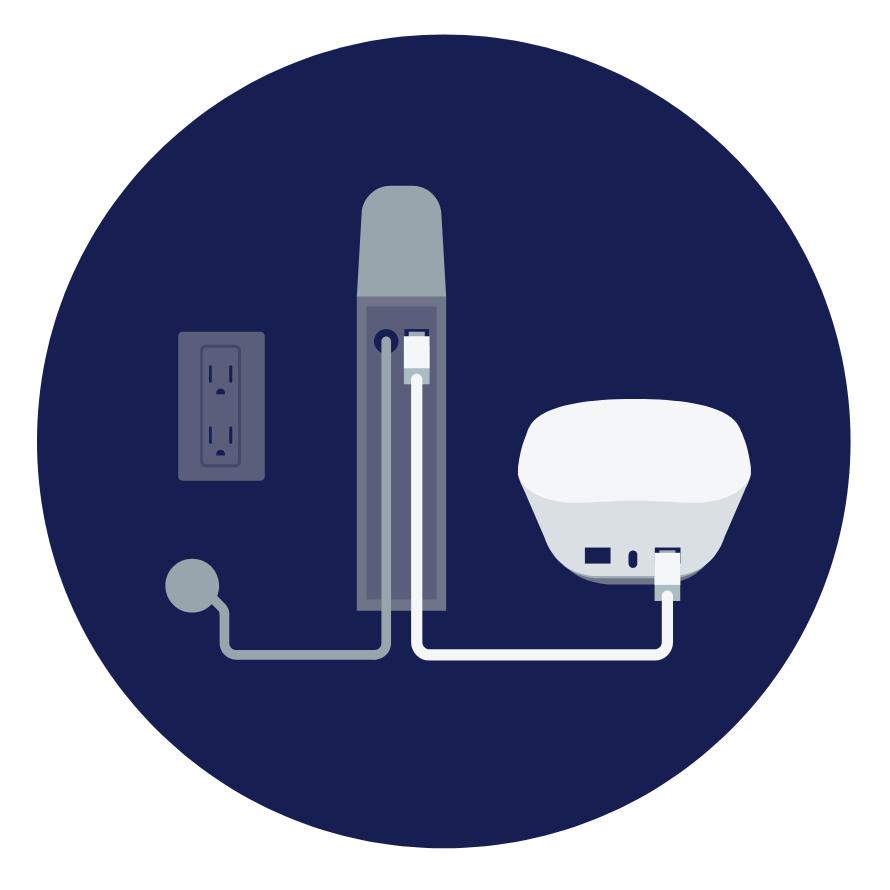 eero modem plug-in
