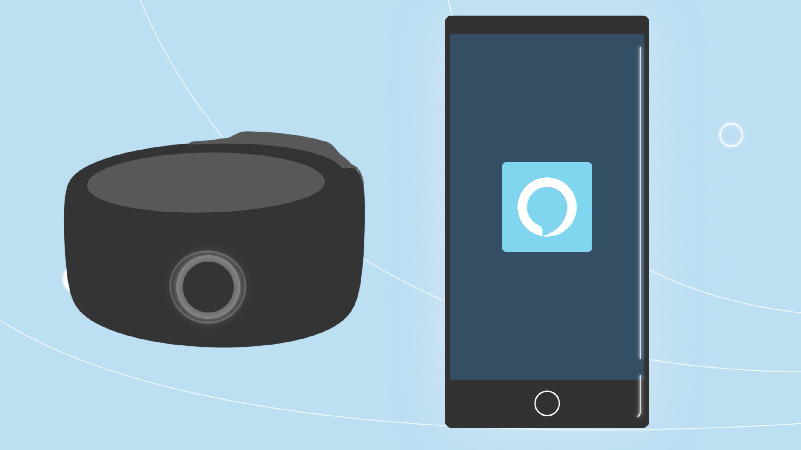 Amazon Echo Loop Alexa app