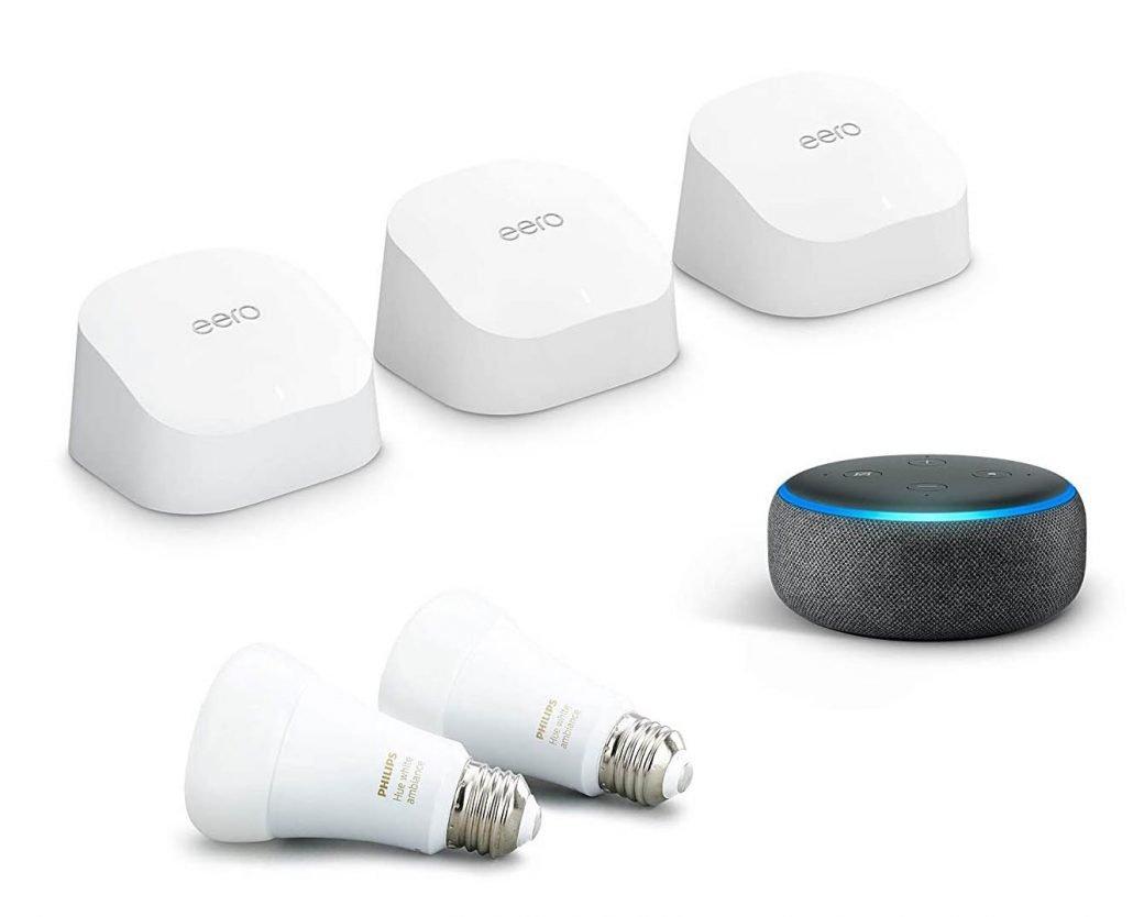 Amazon eero 6 Mesh WiFi system