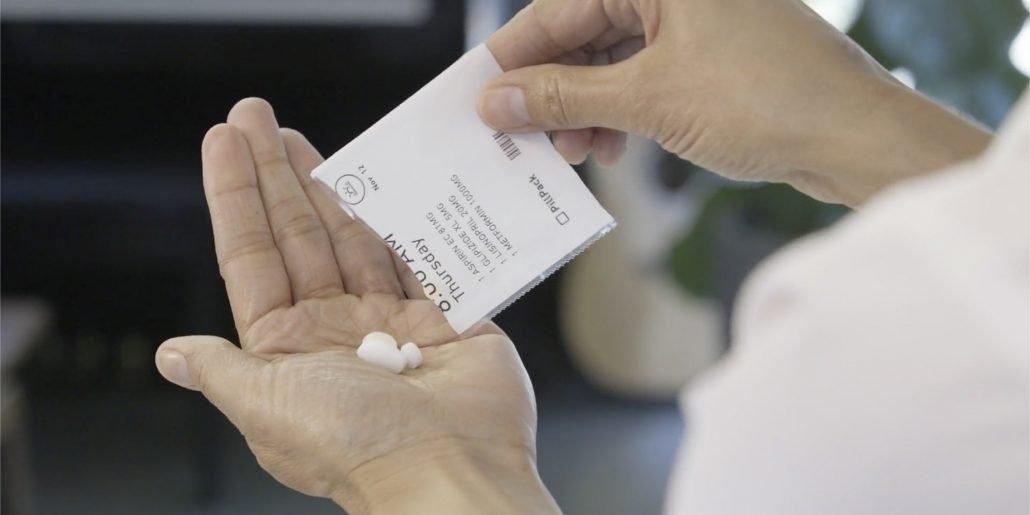 Amazon PillPack dose