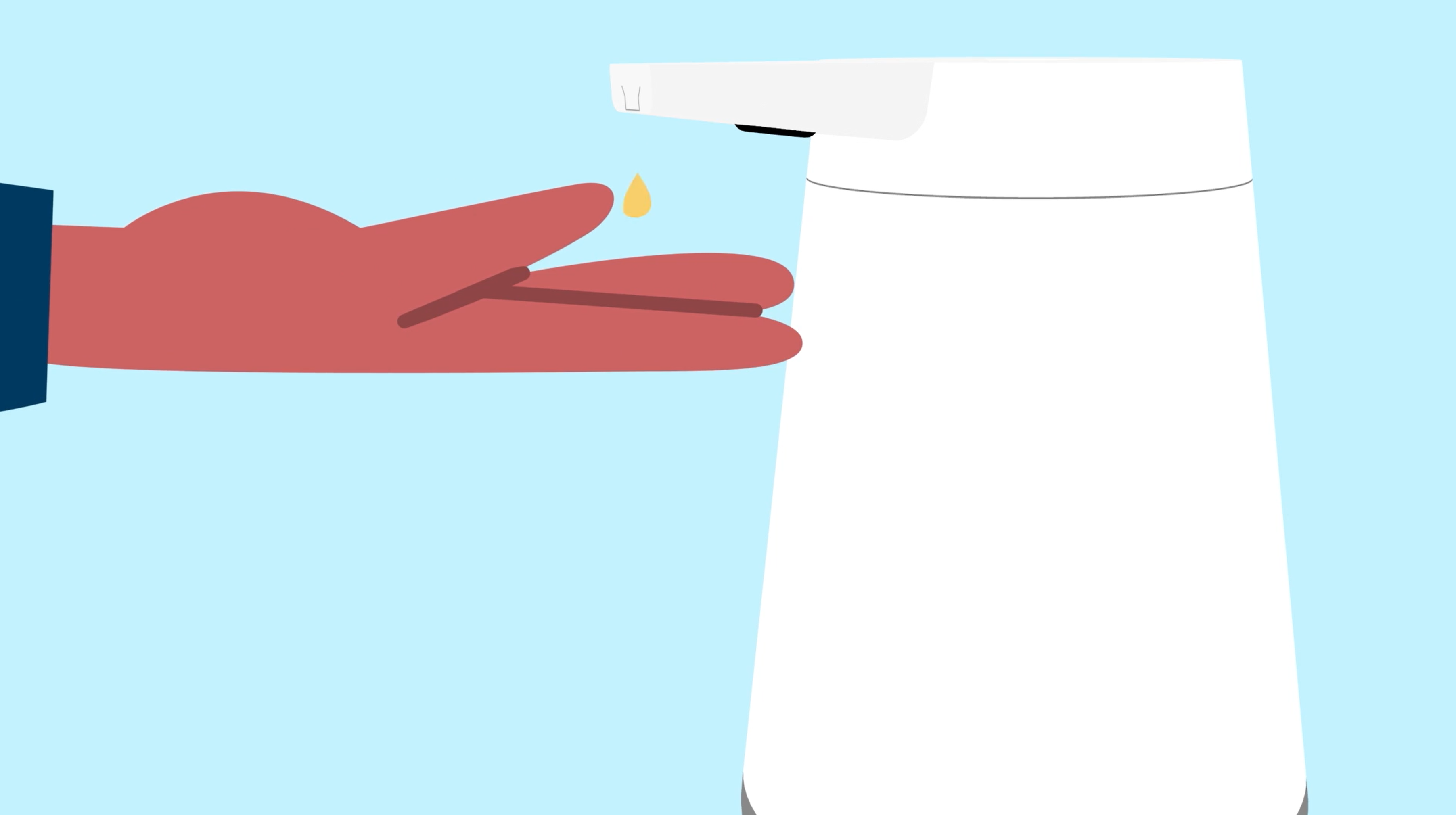 Amazon Alexa Smart Soap Dispenser sensor